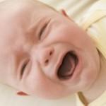 bebé llanto