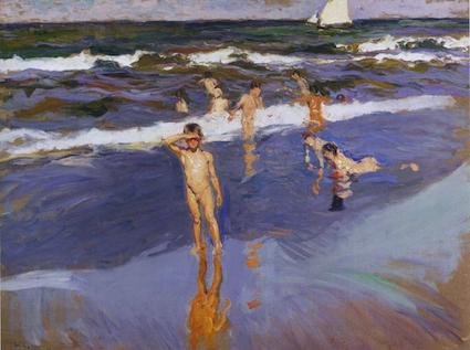 niños en la playa 4 copia